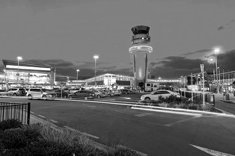 BSM Digital Christchurch International Airport
